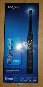 Sonic Fairywill Electric toothbrush 5 modes model 507