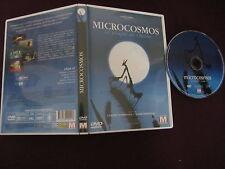 Microcosmos de Claude Nuridsany et Marie Perennou, DVD, Documentaire/Nature