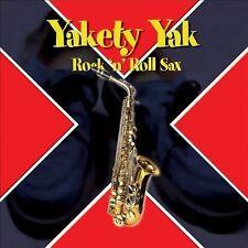 VARIOUS ARTISTS - YAKETY YAK ROCK N ROLL SAX NEW DVD