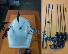 laparoscopic simulator Virtual Endo trainers training box Medical Models 11 Pc