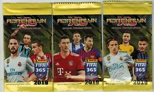 Argentina version 2019 Panini FIFA 365 Soccer Trading Card pack x3