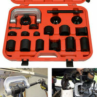 21pc Ball Joint C-frame Adapter Remover Set Repair Tool Kit for GM Ford Dodge