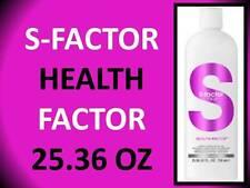 TIGI S-FACTOR HEALTH FACTOR CONDITIONER 25.36 OZ SUBLIME SOFTNESS FOR DRY HAIR