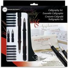 Manuscript Masterclass Calligraphy Gift Set Step by Step Perfect for beginners