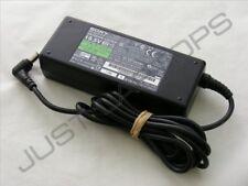 Véritable original sony vaio vgn-fz series 76w AC Adaptateur Chargeur Bloc d'alimentation