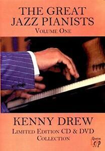 The Great Jazz Pianists Vol.1 - Kenny Drew [DVD]