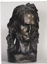 "*Postcard-""Bust of Nicolo Paganini""  /Italian Violinist/ -Picture- (B350)"