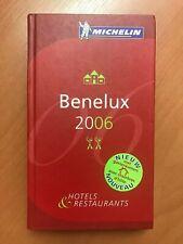 Guide Michelin Benelux 2006