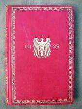 1928  Rangliste des Deutschen Reichsheeres - 100% original