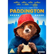 Paddington 2015 DVD - Bear Tale Kids Children