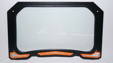 Full Glass Windshield - Polaris RZR XP 1000, RZR 900 (Orange) By Inner Demon