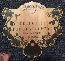 Habla Muerto Ouija / Talking  Board and Planchette nice birch wood board