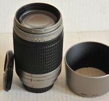 Nikon AF Nikkor 70-300mm 1:4-5.6G Zoom Lens for FX & DX cameras