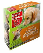 Bayer Cat Animal Repellent Concentrate - Animal Repellent Treats 64sqm