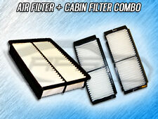 AIR FILTER CABIN FILTER COMBO FOR 2010 2011 2012 2013 MAZDA3 NON-SKYACTIV MODEL