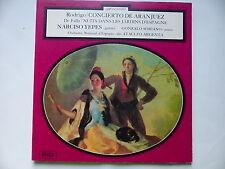 RODRIGO Concerto de Aranjuez NARCISO YEPES Orch National Espagne ATAULFO ARGENTA