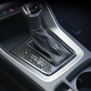 Carbon Optik Mittelkonsole Schalttafel Dekor Blende für Audi Q3 F3 ab bj. 2018