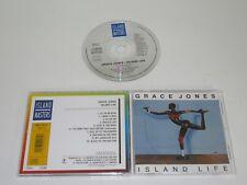 GRACE JONES/ÎLE LIFE(ÎLE 842 453-2) CD ALBUM
