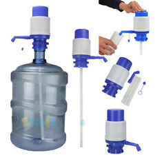 New Hand Water Pump for Water Bottle Jug Manual Drinking Tap Spigot Camping