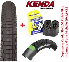 Copertone Kenda 29x2,00 Kwick-Nine + Camera Michelin x Bici 29 MTB Mountain Bike