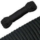 100FT Nylon Rope Parachute Cord Paracord  III 7 Strand All Purpose High Strength