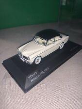 Volvo Amazon 120 Cream/Black Whitebox 1:43 NEW WB062 Mint