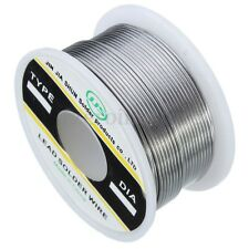 1mm Solder Soldering Wire 60/40 2% Flux Reel Core Tin Lead Tube Flux Paste 100g