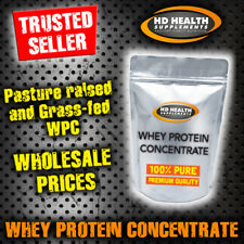 10KG WHEY PROTEIN CONCENTRATE POWDER   RAW & UNFLAVOURED WPC