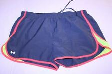 Women's Under Armour XL Semi Fitted Grey Shorts