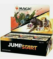 JUMPSTART Booster Box (24 Packs) Magic the Gathering NEW mtg Sealed