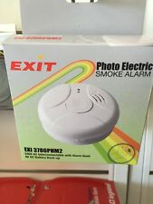 1 x PHOTOELECTRIC 240v Exit Smoke Alarm