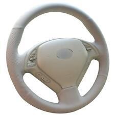 Car Steering Wheel Cover for Infiniti G25 G35 G37 QX50 EX25 EX35 EX37 2008-2013