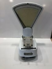 ANTIQUE 3 LB COMPUTING SCALE Missing Bowl Works Perfectly