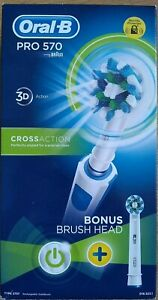Oral-B PRO 570 CrossAction Electric Toothbrush