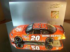 Tony Stewart #20 Home Depot Daytona Twin 125 Raced Win 2007 Chevrolet MC Elite