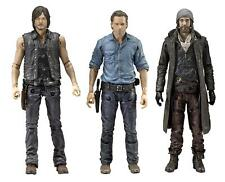 The WALKING DEAD ACTION FIGURE allies Rick, Daryl & Jesus
