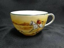 Royal Doulton Hunting, Horse, Rider, Dogs: Cup Only, No Saucer, Scene 2