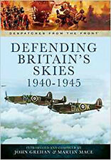 Defending Britain's Skies 1940-1945 (Despatches from the Front), New, Martin Mac