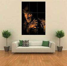 NIGHTMARE ON ELM STREET NEW GIANT LARGE ART PRINT POSTER PICTURE WALL X1458