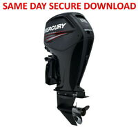 Mercury OptiMax Outboard Motor Service Manual 115 135 150 175|2000-2014| FAST DL