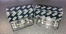 Audi A3 A6 A4 b7 Avant Number Plate Lamp Light 2 pcs 8E0943021B 8E0943022B