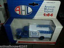 AHL AMERICAN HIGHWAY LEGENDS 1/64 EXIDE BATTERIES DIECAST MODEL TOY TRUCK BOX