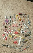 Power Ranger Mighty Morphin Weapon Accessory lot
