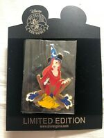 Jumbo Halloween Jessica Sorcerer Mickey Mouse Disney Shopping LE 300 Pin 66023