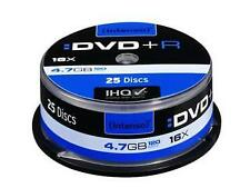 Intenso DVD+R 4,7 GB 16x Speed - 25stk Cake Box