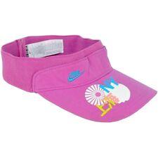 Nike Visor Cap New York Damen Sonnenblende Headband Schild Tennis Stirnband pink
