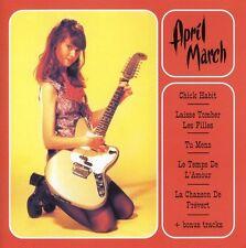 April March - Chick Habit [New CD]