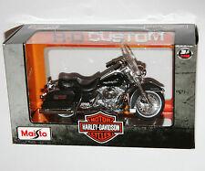 Maisto - Harley Davidson 1999 FLHR ROAD KING - Model Scale 1:18