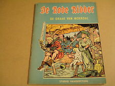 STRIP HERDRUK UIT 1966 / DE RODE RIDDER N° 9 - DE DRAAK VAN MOERDAL