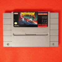 Drakkhen (Super Nintendo SNES, 1991)
